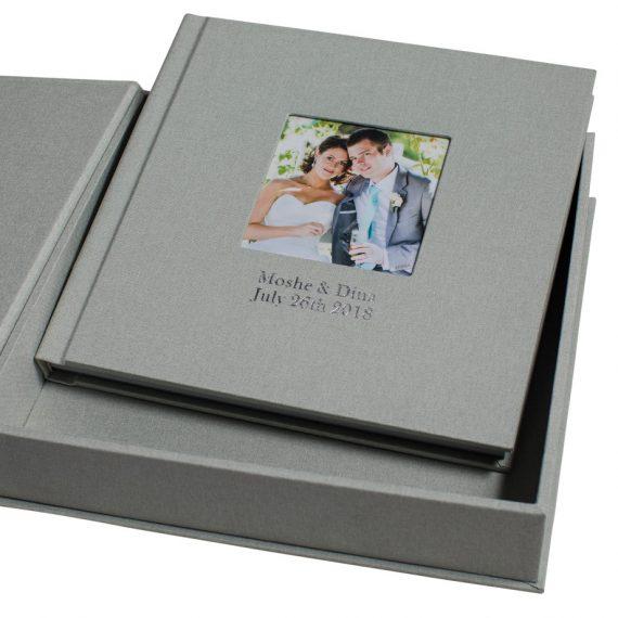 Classic-wedding-Album Cover