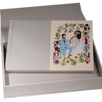 Linen-wedding-Albums-Australia